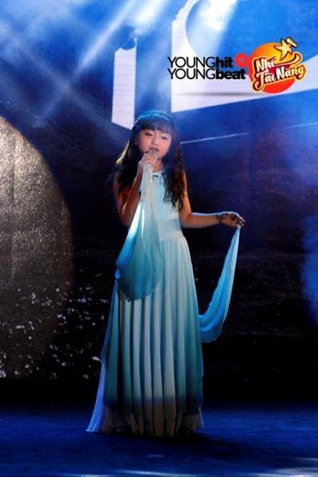 Lo dien top 10 Young hit young beat - Nhi tai nang 2015 - Anh 6