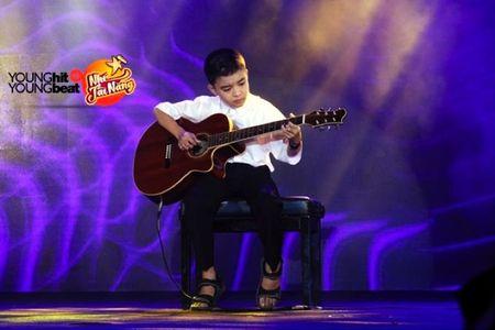 Lo dien top 10 Young hit young beat - Nhi tai nang 2015 - Anh 8