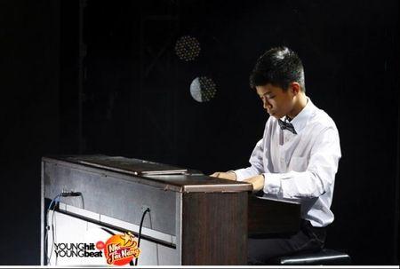 Lo dien top 10 Young hit young beat - Nhi tai nang 2015 - Anh 9
