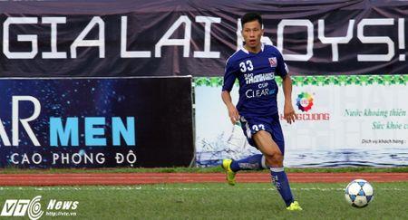 HLV U21 Gia Lai: 'Doi hinh chinh tap trung cho giai U21 Quoc te' - Anh 1