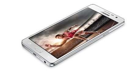 "Samsung he lo 2 dien thoai tam trung Galaxy On5 va On7: 5"" va 5.5"", 720p, mat lung giong Note 4 - Anh 2"