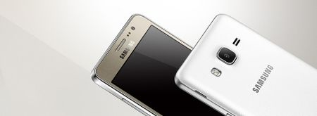 "Samsung he lo 2 dien thoai tam trung Galaxy On5 va On7: 5"" va 5.5"", 720p, mat lung giong Note 4 - Anh 3"