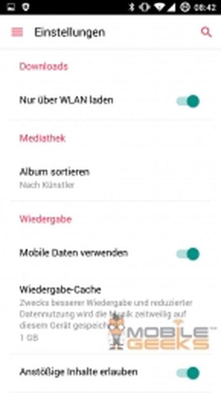 Ro ri hinh anh ung dung Apple Music danh cho Android, van chua ro ngay ra mat - Anh 6