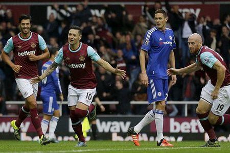 Chelsea guc nga tai Upton Park, Mourinho lam nguy - Anh 1