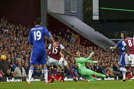 Chelsea guc nga tai Upton Park, Mourinho lam nguy - Anh 3