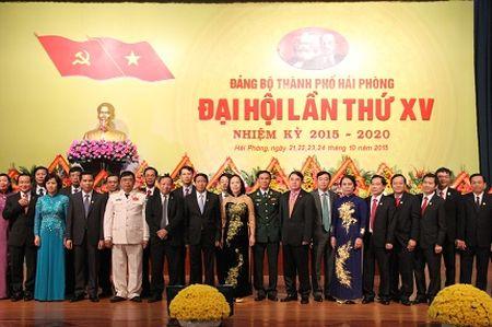 Hai Phong se hoan thien bo may nhan su sau Dai hoi - Anh 1