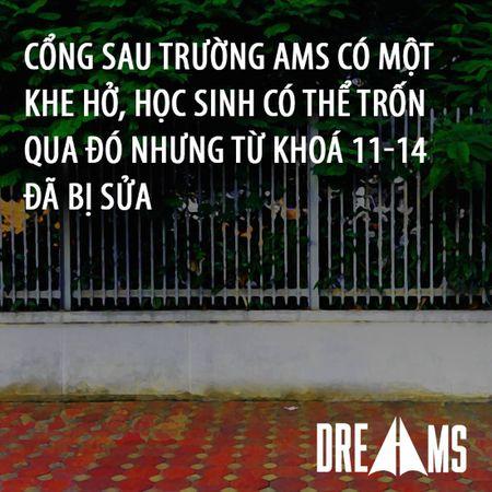 Amsers bat mi cang tin chui, lop chong truot tot nghiep - Anh 3