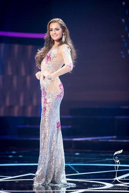 Le Quyen hoi hop cho ket qua top 20 Miss Grand International 2015 - Anh 12