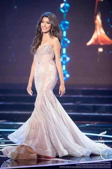 Le Quyen hoi hop cho ket qua top 20 Miss Grand International 2015 - Anh 5