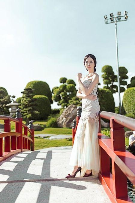 Phan Thi Mo u buon khi phai lam co dau mot minh - Anh 3