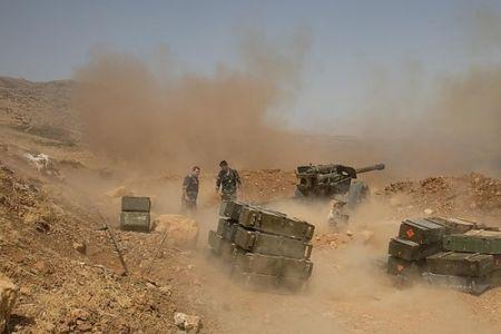 Tinh hinh Syria moi nhat: Tuong Iran thiet mang tai Syria - Anh 1
