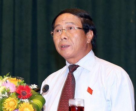 Nguyen Giam doc cong ty Xi mang Hai Phong lam tan Bi thu Thanh uy - Anh 1