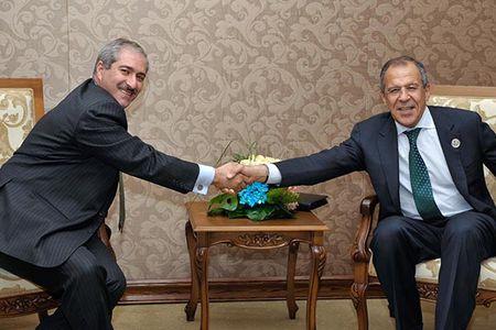 Nga, Jordan thoa thuan phoi hop quan su tai Syria - Anh 1