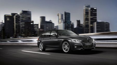 BMW 3-Series Touring Style Edge Edition trinh lang - Anh 1