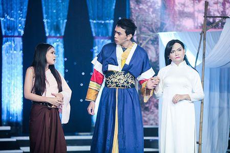 Tran Thanh khoc nuc no nho ve chuyen tinh voi Mai Ho - Anh 2