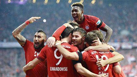 "Bayern - Koln: Cho cau chuyen ""nghin le mot dem"" - Anh 1"