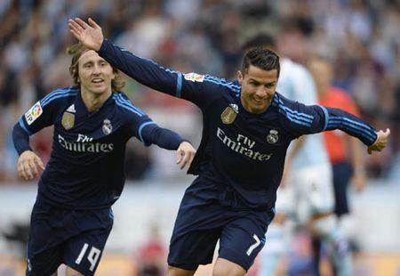 Celta Vigo - Real Madrid: Nin tho nhung phut cuoi - Anh 1
