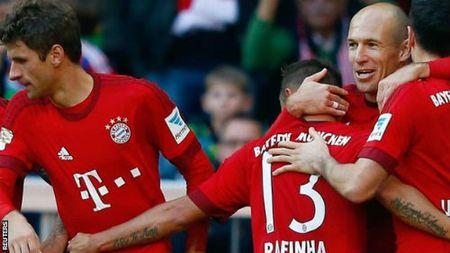 "Bayern - Koln: Moi mat tim ""Arsenal 2.0"" - Anh 1"