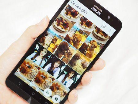 3 smartphone gia binh dan ho tro mang 4G kem phan cung 'mien che' - Anh 1