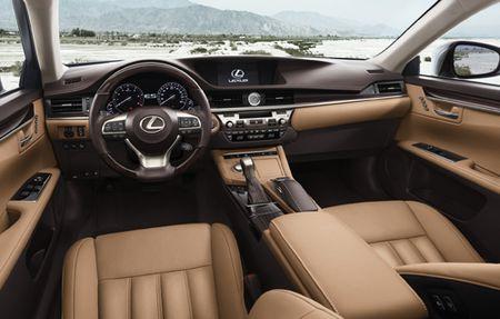 Lexus ES 350: Dinh cao cua su sang trong va tinh xao - Anh 2