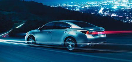 Lexus ES 350: Dinh cao cua su sang trong va tinh xao - Anh 3