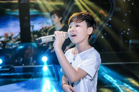 My Tam tich cuc tap luyen cung The Voice Kids - Anh 10