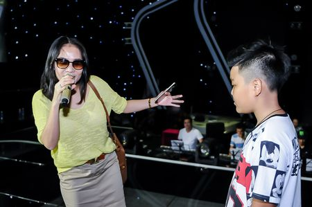 My Tam tich cuc tap luyen cung The Voice Kids - Anh 6