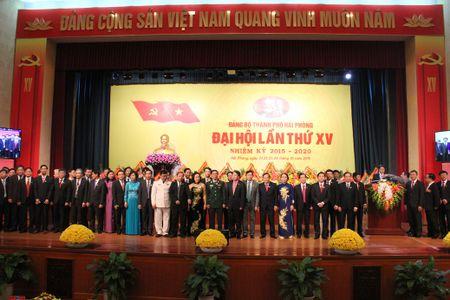 Dong chi Le Van Thanh duoc bau la Bi thu Thanh uy Hai Phong - Anh 1