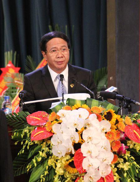 Dong chi Le Van Thanh duoc bau la Bi thu Thanh uy Hai Phong - Anh 2