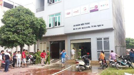 Hoa hoan tai toa nha VTV Cab Nghe An - Anh 2