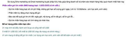 Nhon nhip thi truong phan mem spam - Anh 2