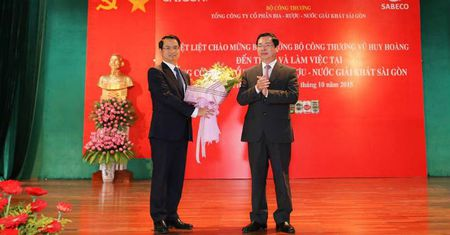 Nguyen Chanh van phong Bo Cong Thuong lam Chu tich Sabeco - Anh 1