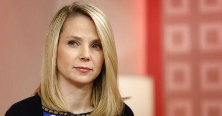 "CEO Marissa Mayer ""khong hop"" voi Yahoo? - Anh 1"