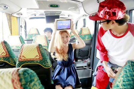 'Bo roi' Duong Khac Linh, Trang Phap di tour voi hotboy nguoi Han - Anh 4