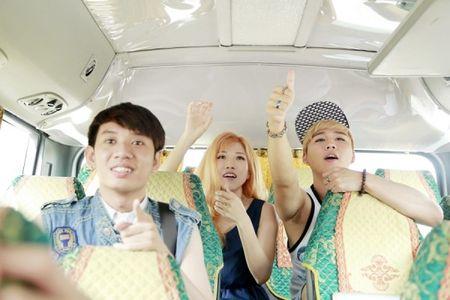 'Bo roi' Duong Khac Linh, Trang Phap di tour voi hotboy nguoi Han - Anh 5
