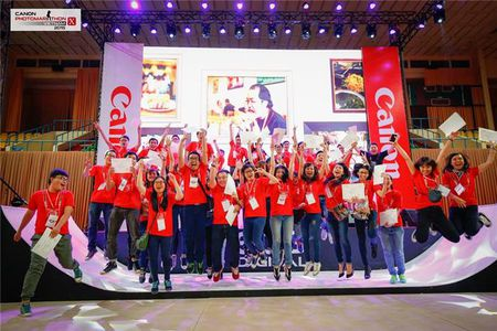 Canon Photomarathon: Ngay hoi cho nhung nguoi dam me bam may - Anh 1