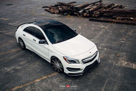Mot cach do doc dao cho Mercedes-Benz CLA - Anh 2