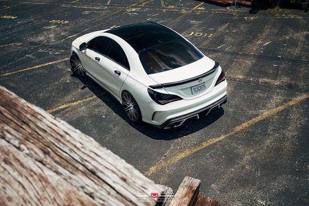 Mot cach do doc dao cho Mercedes-Benz CLA - Anh 3