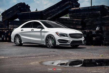 Mot cach do doc dao cho Mercedes-Benz CLA - Anh 4