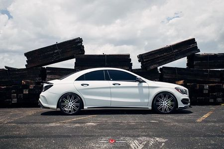 Mot cach do doc dao cho Mercedes-Benz CLA - Anh 6