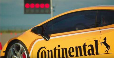 Video Lee Nguyen thu suc sieu xe Lamborghini - Anh 1
