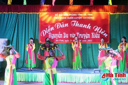"""Dem tho Nguyen Du voi Truyen Kieu"" - Anh 2"