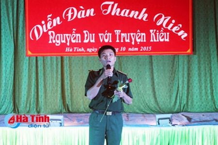 """Dem tho Nguyen Du voi Truyen Kieu"" - Anh 3"