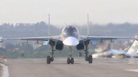 Putin doa dua bo binh vao Syria, My cuong cuong dam phan voi Nga - Anh 4