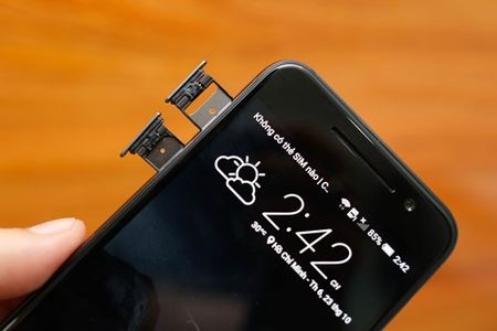 HTC One A9 xuat hien tai Viet Nam - Anh 10
