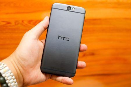 HTC One A9 xuat hien tai Viet Nam - Anh 1
