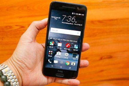 HTC One A9 xuat hien tai Viet Nam - Anh 2