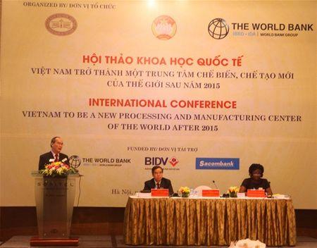 Viet Nam dang mo thanh cong xuong cua the gioi - Anh 1
