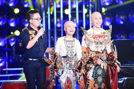 """Khong nhan ra Phuong My Chi voi """"qua dau troc"""" - Anh 1"""