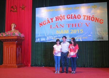 CNVCLD nganh GTVT Ha Noi can di dau trong chap hanh Luat Giao thong - Anh 4